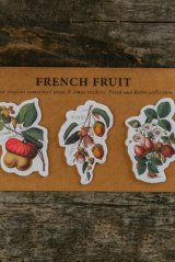Kawaii Sticky Notes Memo Set - Four Seasons Plant - FRENCH FRUIT