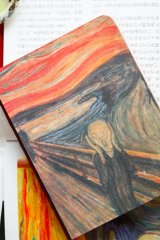 Kawaii Planner Journal Scheduler Note Book - The Scream