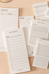 Stationery Office Supplies Message Scheduler Planner Memo - Today Planner
