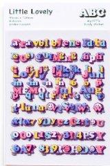 Kawaii Decor Sticker Set - little lovely - scrapbooking words