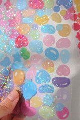 Kawaii Journal Planner Stickers Set - colorful fantasy - dreamy bubble