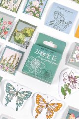 Lovely Planner Paper Label Sticker Box - Everything Grows