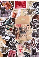 Bujo Journal Planner Paper Label Sticker Box - gallery - time love letter
