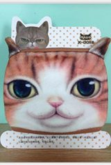 Kawaii Outdoor Indoor Cotton Face Mask Mouth Protection - Cat four