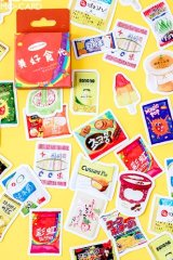 Lovely Planner Paper Label Sticker Box - Good Time Food