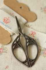 Antique Style Scissors - A