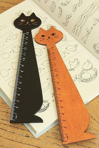 kawaii centimeter ruler